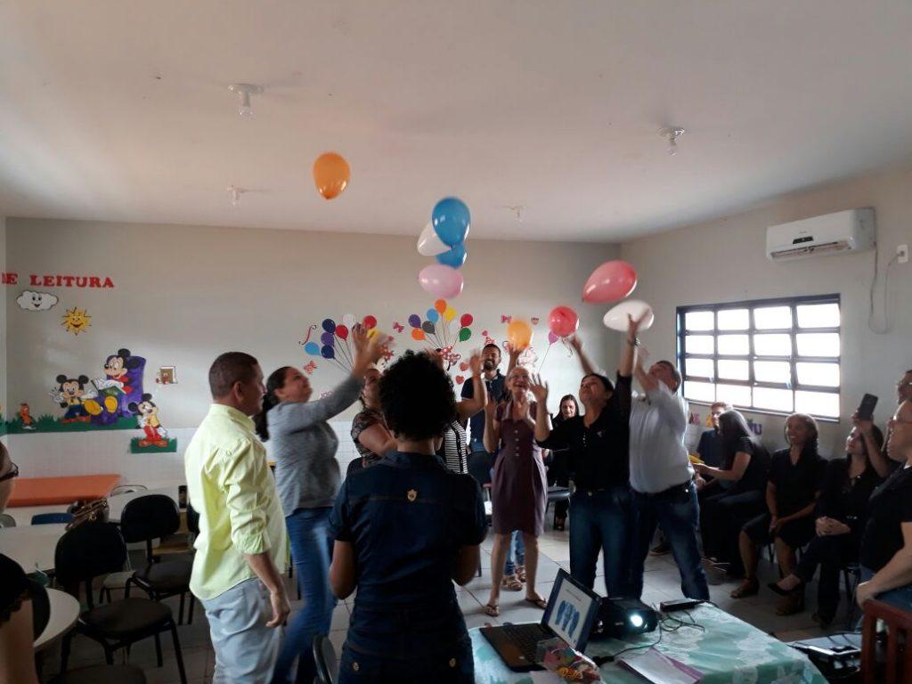 Gestores e coordenadores pedagógicos de Monte Santo (TO) participam de curso de formação