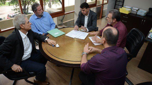 Prefeitura assina termo de cooperação técnica com o Estado para implantação do Parque Tecnológico do Tocantins