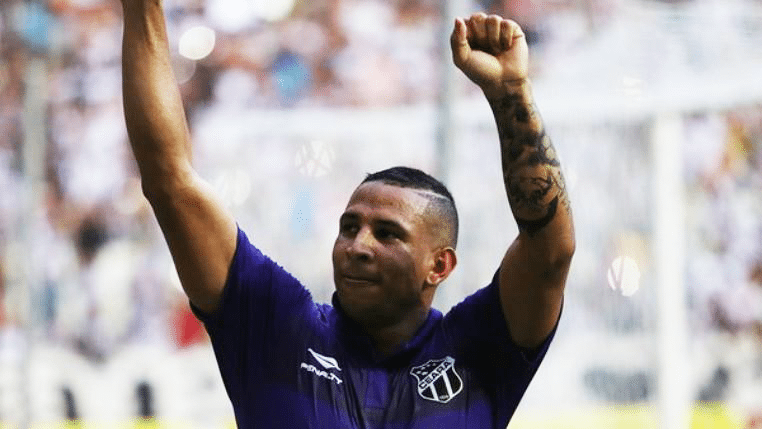 Desde 2015 no Ceará, Rafael Costa agradece clube e se despede em carta