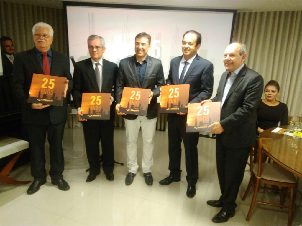 Homenageado, Ronaldo Dimas lembra participação no início da construção civil no Tocantins e das obra