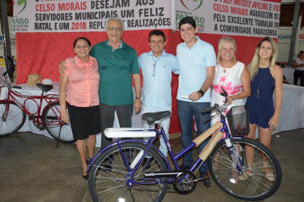 Prefeitura de Paraíso promove tradicional almoço para servidores