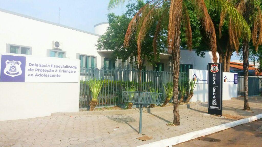 DECA e DPCA são revitalizadas e recebem visita de Marcelo Miranda nesta segunda, em Palmas