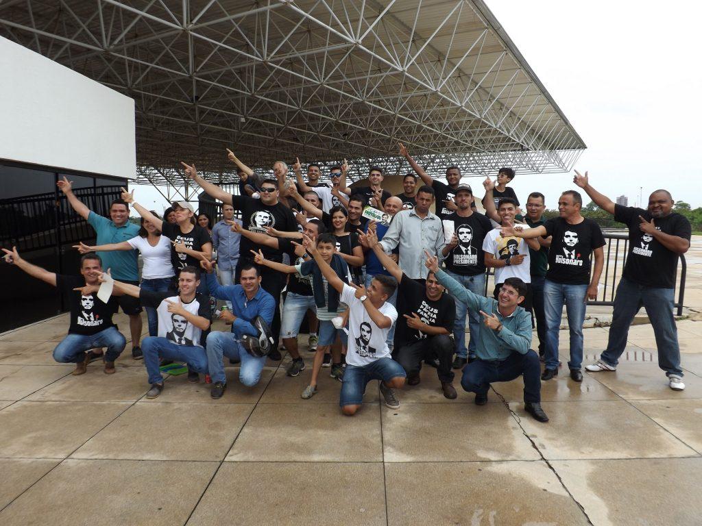 Grupos de WhatsApp comemoram o Dia Internacional de Combate a Corrupção em Palmas