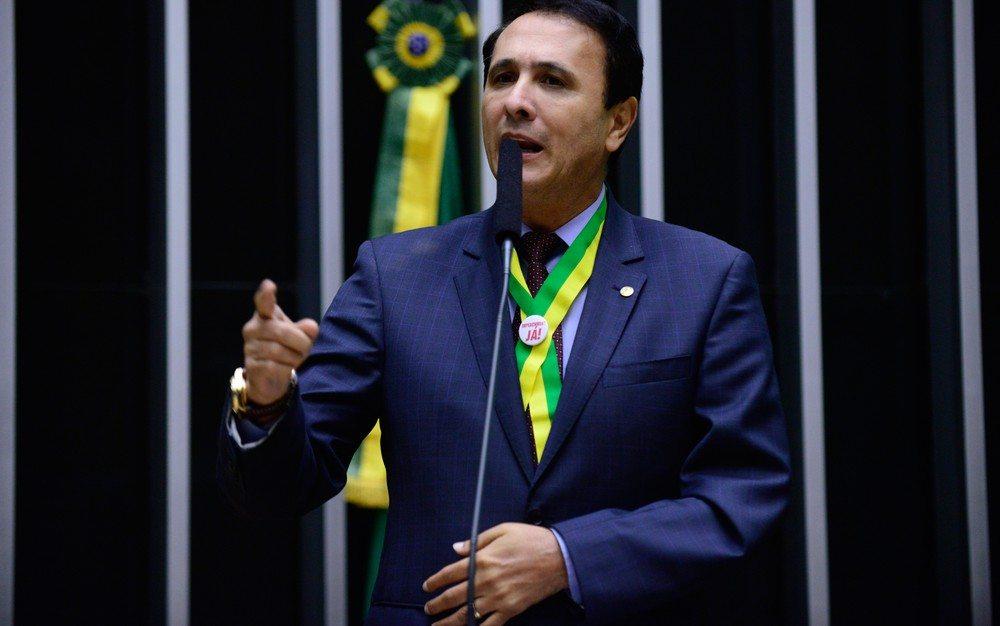 Justiça condena deputado federal Carlos Gaguim a perda do mandato e direitos políticos