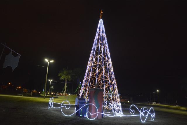 Moradores podem inscrever decoração natalina para descontos no IPTU a partir desta terça