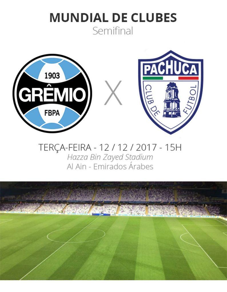 Semifinal do Mundial: tudo o que você precisa saber sobre Grêmio x Pachuca