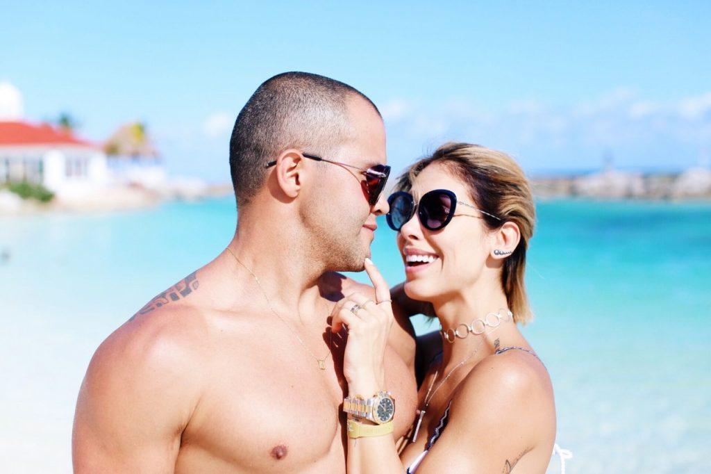 Marido de Bella Falconi, Ricardo Maguila fala como reage às cantadas recebidas pela musa fitness