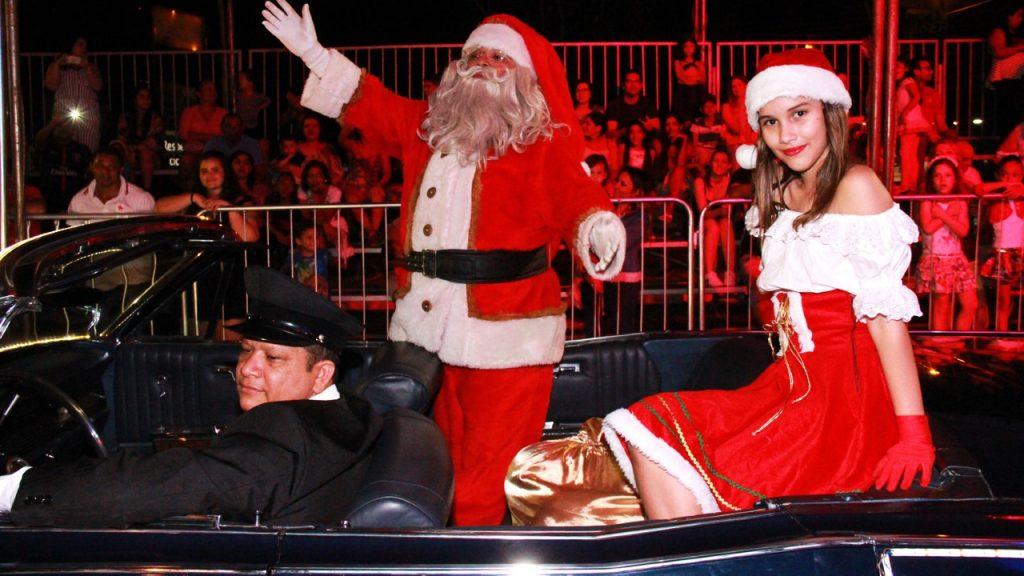 Natal dos Sonhos deve atrair grande público neste domingo, 17