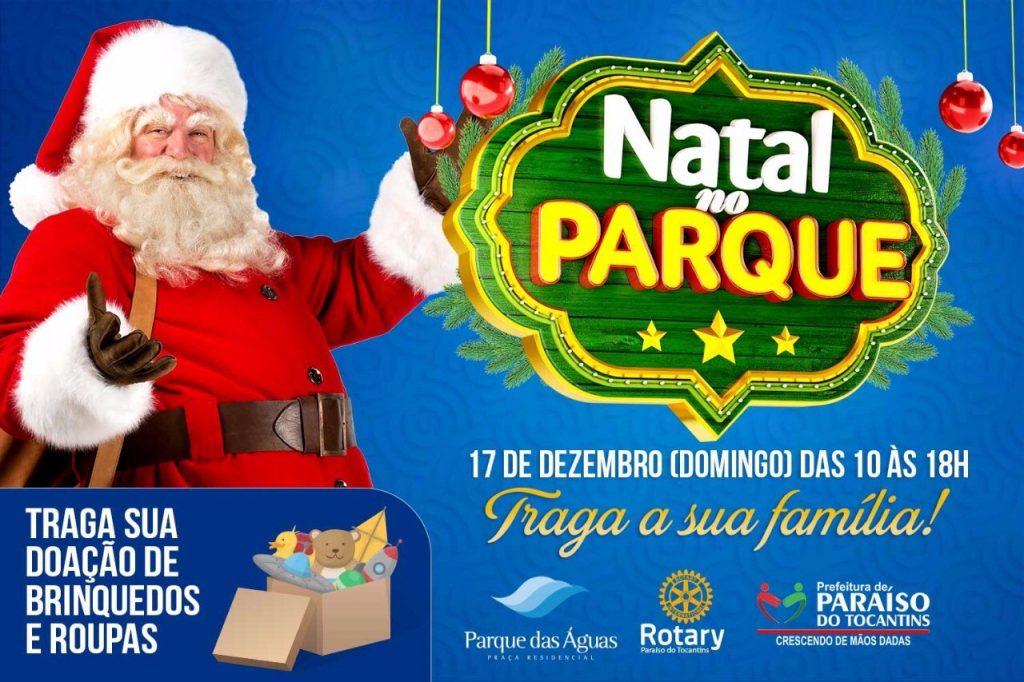 Empresário Celso Morais doa 200 brinquedos para ação no Parque das Águas