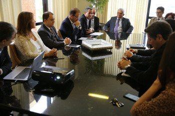 Presidente reúne equipe e destaca ações planejadas e executadas em 2017