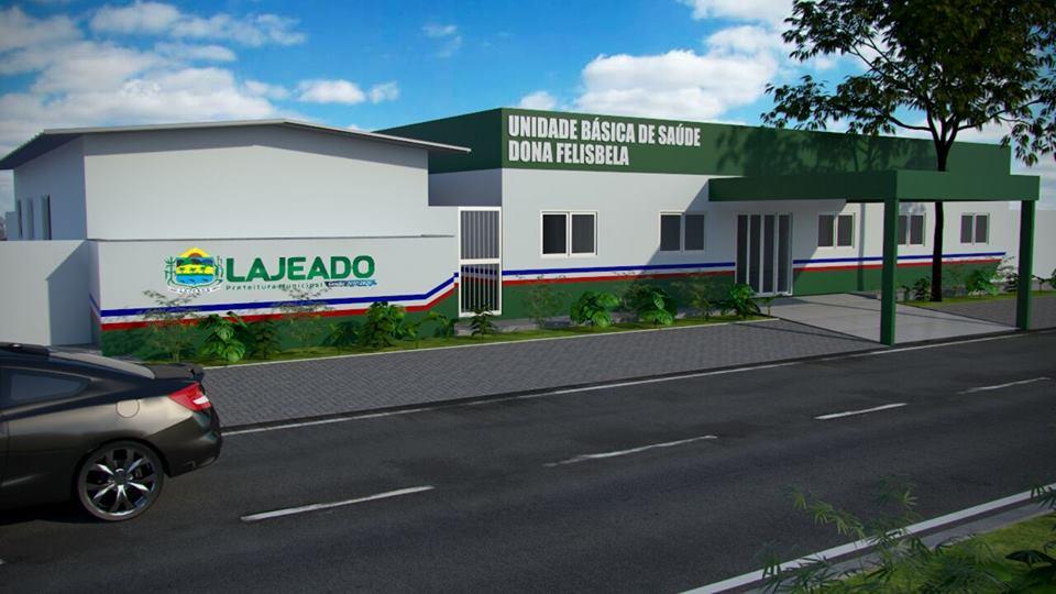 Reforma, ampliação e modernização do Centro de Saúde Dona Felisbela de Lajeado