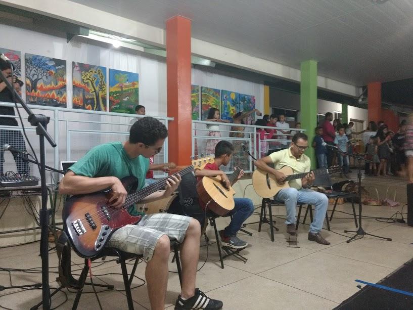 Centro de Criatividade de Taquaruçu abre inscrições para cursos gratuitos de artes nesta segunda, 22