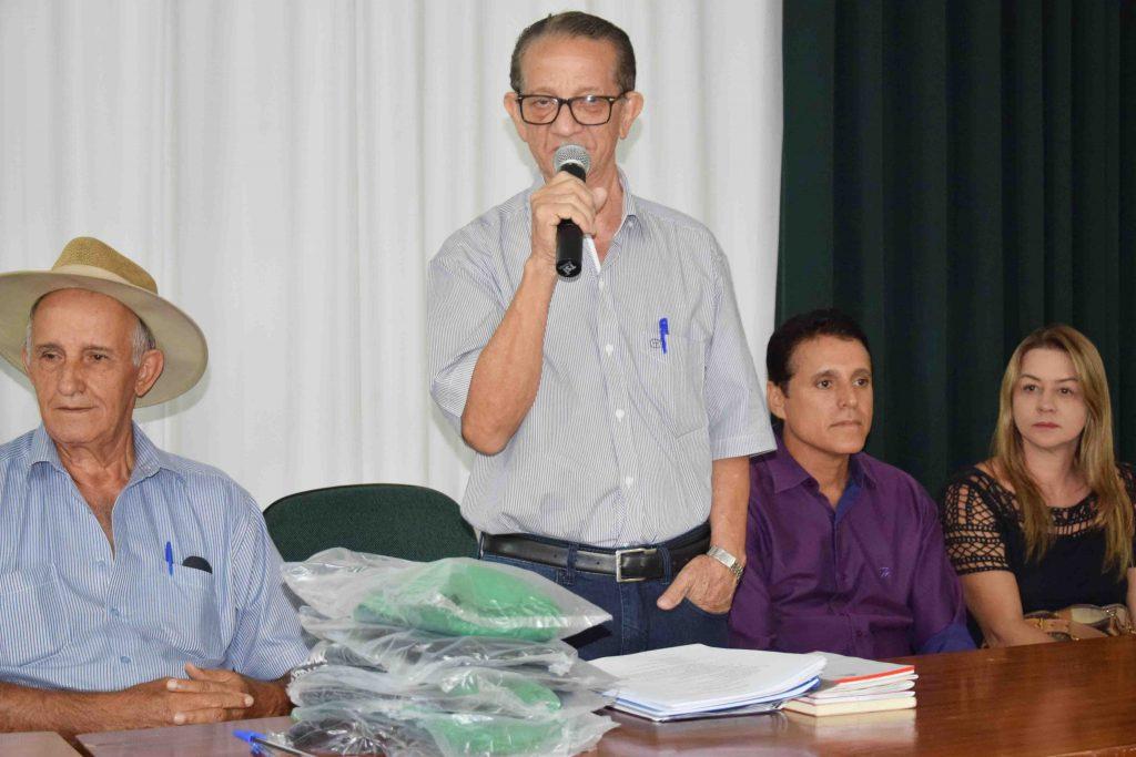 Fake news! Presidente do MDB em Paraíso do Tocantins não declarou apoio a Mauro Carlesse