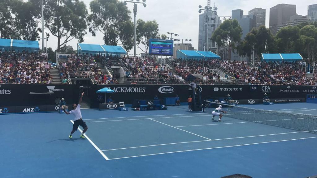 De virada, Melo e Kubot confirmam favoritismo e estão nas quartas de final do Australian Open