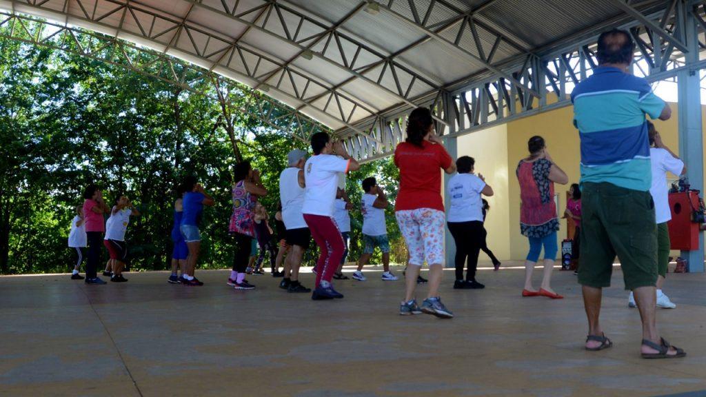 Parque da Pessoa Idosa em Palmas retoma atividades de esporte e lazer