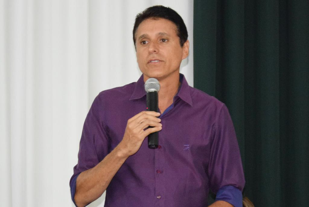 Nilton Franco registra candidatura para reeleição a deputado estadual do Tocantins