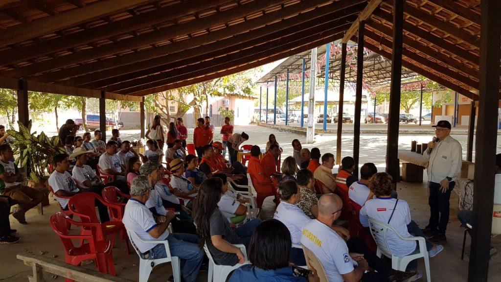 Seder vai oferecer assistência técnica quinzenal a produtores da Serra do Lajeado