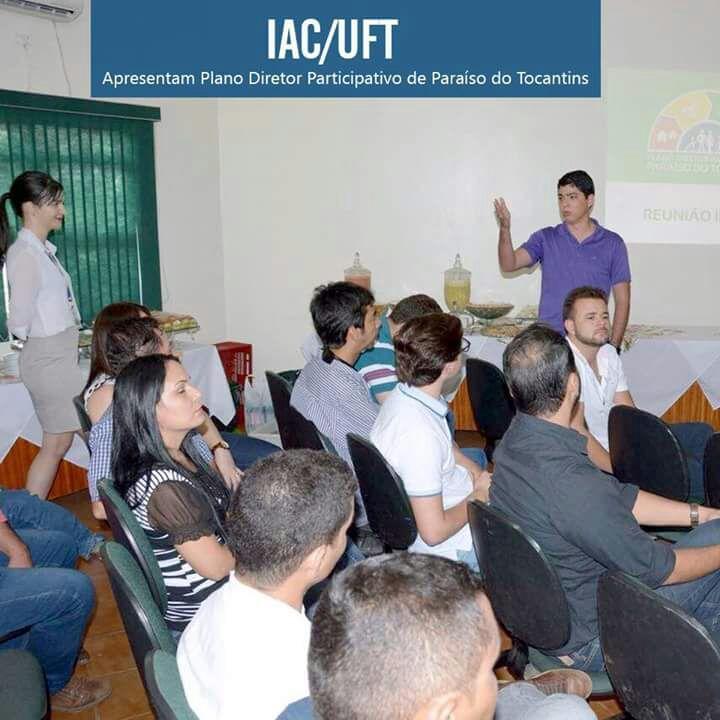 Vice-prefeito Celso Morais avalia positivamente projeto do Plano Diretor de Paraíso