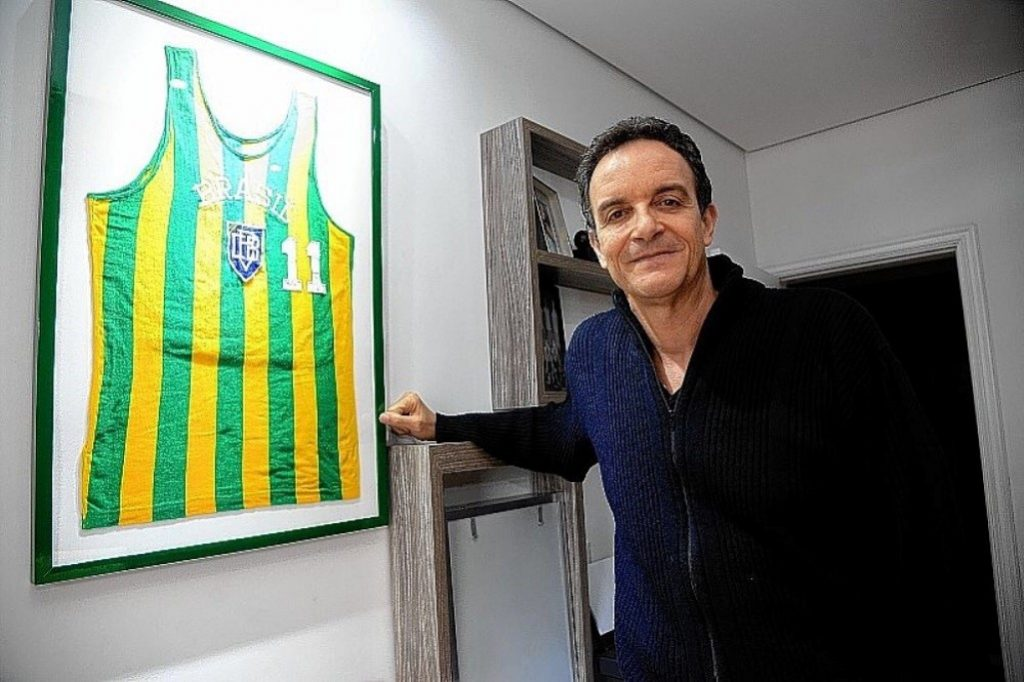 Marcelo de Souza é candidato à vice-presidência do Comitê Olímpico Brasileiro