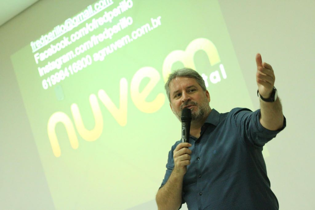 Workshop sobre gestão de crise de imagem e reputação no marketing político digital será ministrado em Palmas