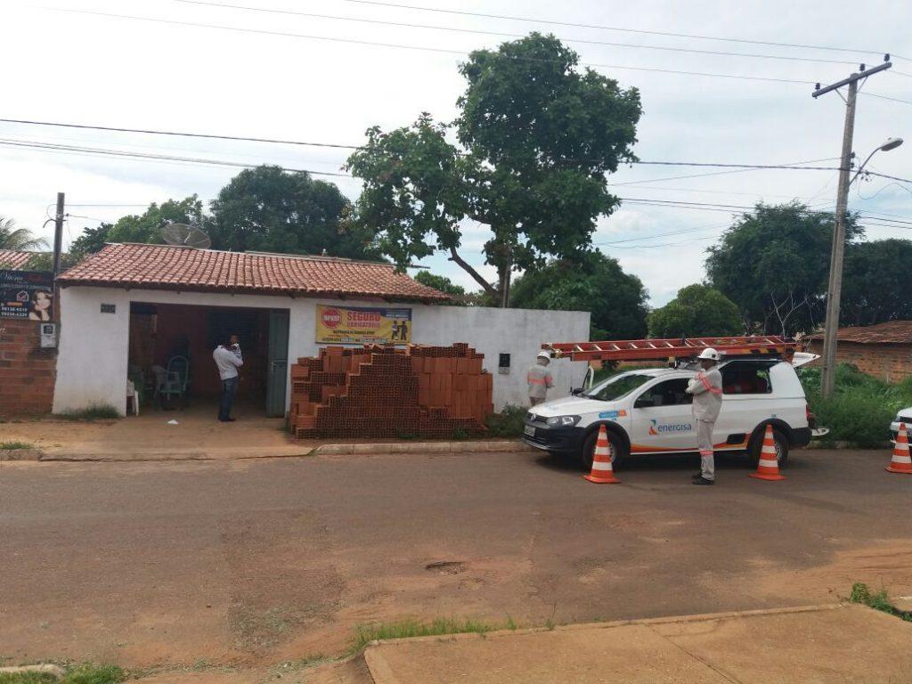 Polícia Civil prende mais um suspeito de furtar energia elétrica em Palmas