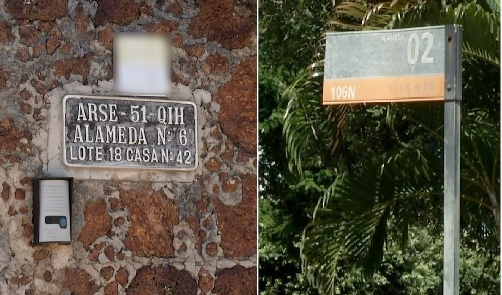 Volta do modelo de endereço antigo em Palmas é aprovada na Câmara