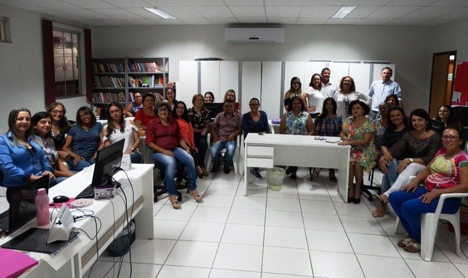 SEMEC Paraíso realiza reuniões de planejamento para 2018