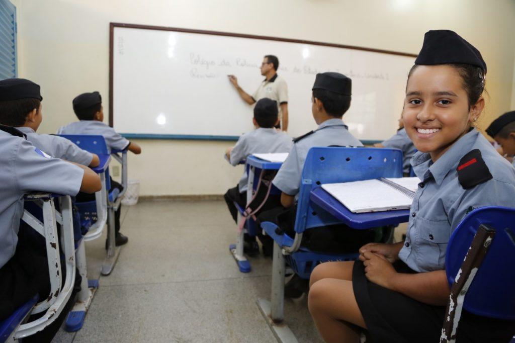 Governo do Estado implanta mais duas unidades do Colégio da Polícia Militar no Tocantins