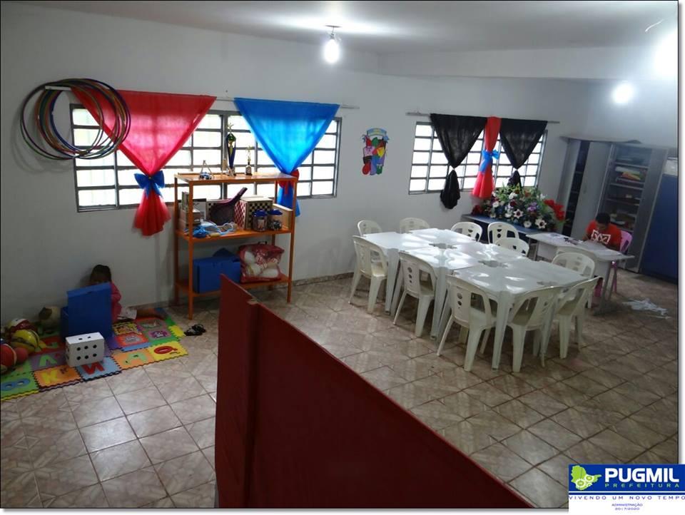 Secretaria de Assistência Social inicia atividades com crianças e adolescentes do SCFV em Pugmil