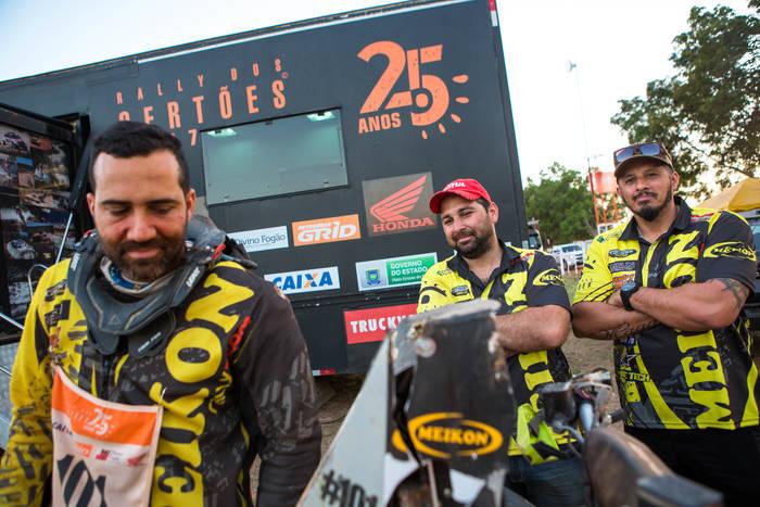 Rally Minas: Campeão Geison Belmont está preparado para o desafio com o quadriciclo Can-Am