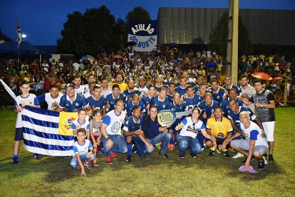 Araguacema Futebol Clube se prepara para estreia no Tocantinense Amador 2018