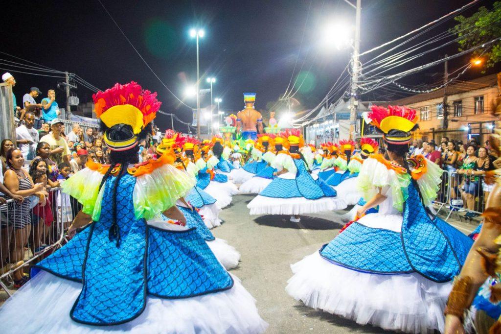 Independentes de Olaria vence a série E do carnaval carioca