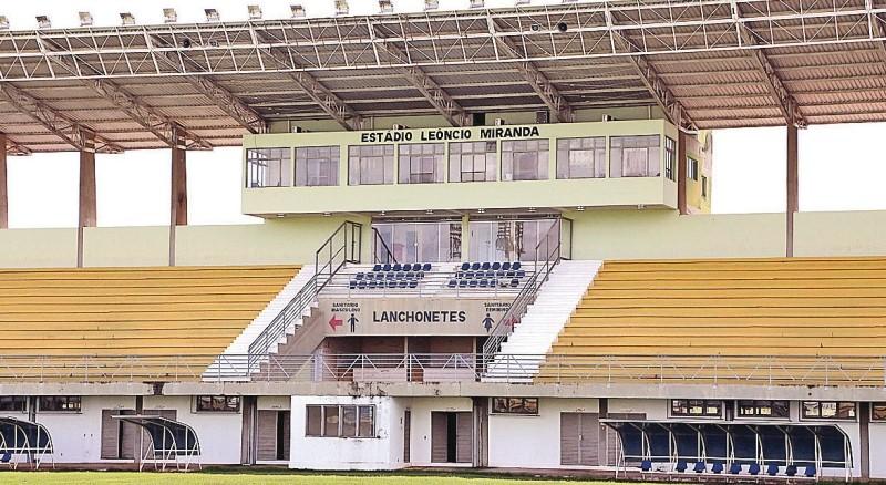 Time tocantinense recebe equipe de Rondônia pela Copa Verde