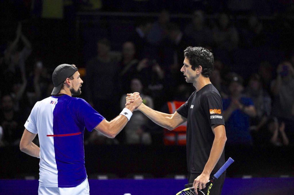 Melo e Kubot estão fora do ATP 500 de Roterdã
