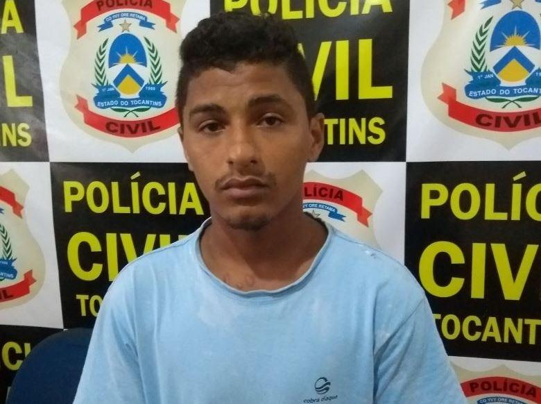 Polícia Civil de Paraíso do Tocantins captura foragido da justiça e autor de diversos roubos na cidade