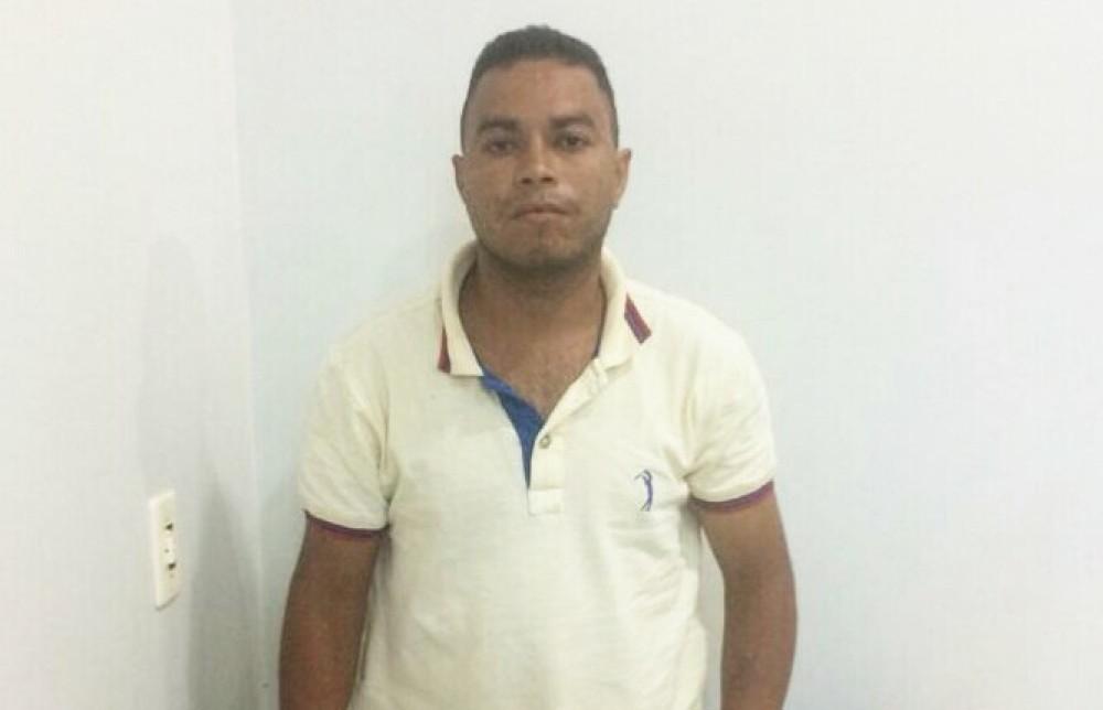 Suspeito de estuprar adolescente que carregava bebê é preso em Palmas