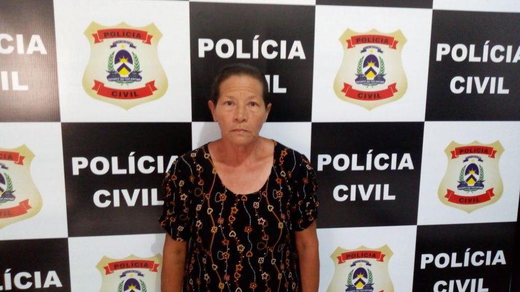Polícia Civil prende mulher acusada de mandar matar a amante do marido, há 29 anos, em Porto Nacional