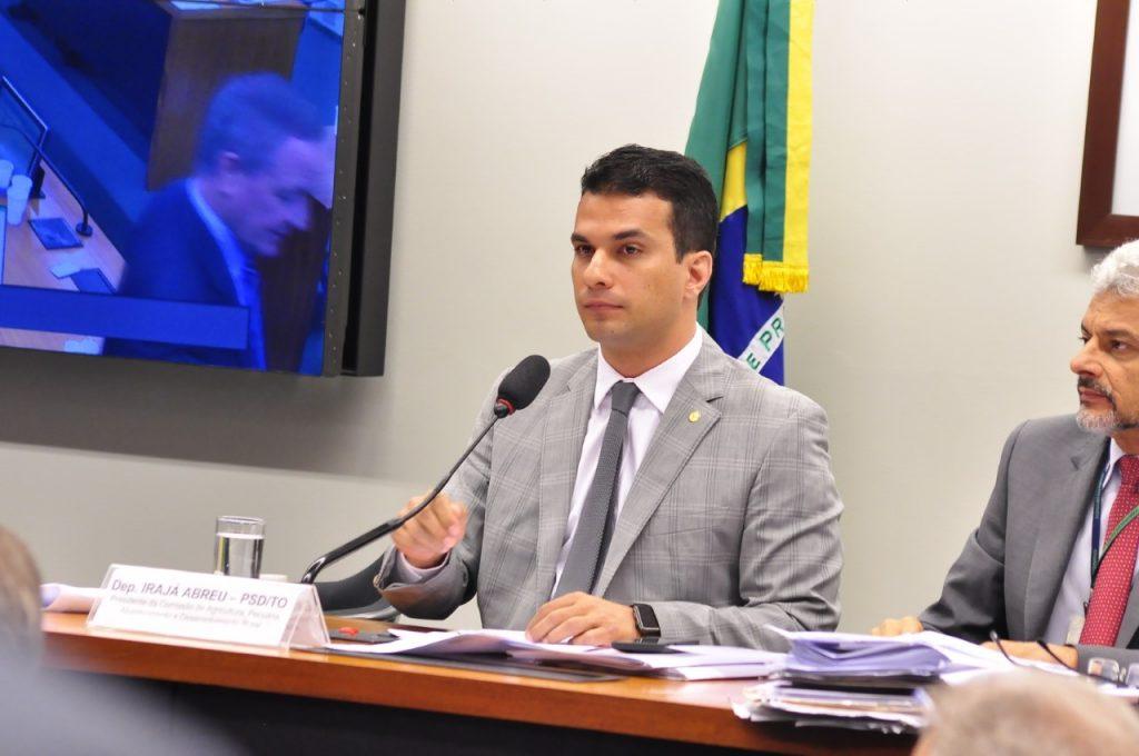 """Deputado Irajá Abreu convida prefeitos do Tocantins para se inscreverem no """"Internet Para Todos"""""""