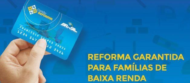 Secretaria de Desenvolvimento Urbano de Gurupi prorroga inscrição do Cartão Reforma
