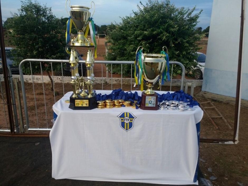 FTF divulga tabela do Campeonato Estadual Amador de Futebol 2018