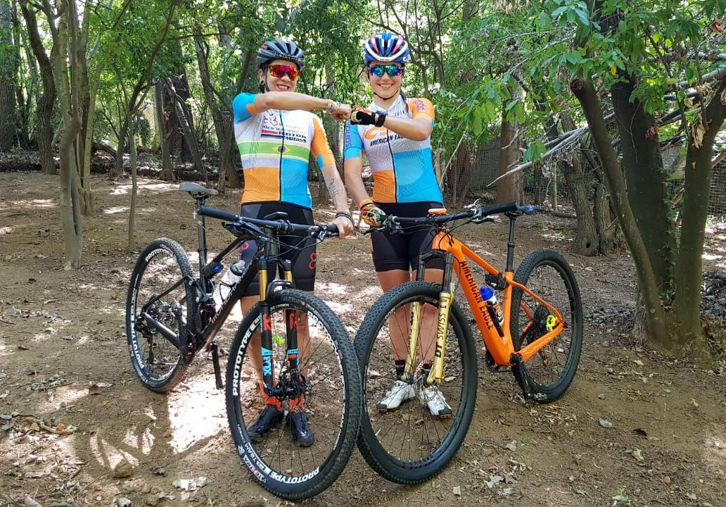 Em dia difícil na Etapa Rainha, Raiza Goulão e Margot Moschetti terminam em sexto na Cape Epic