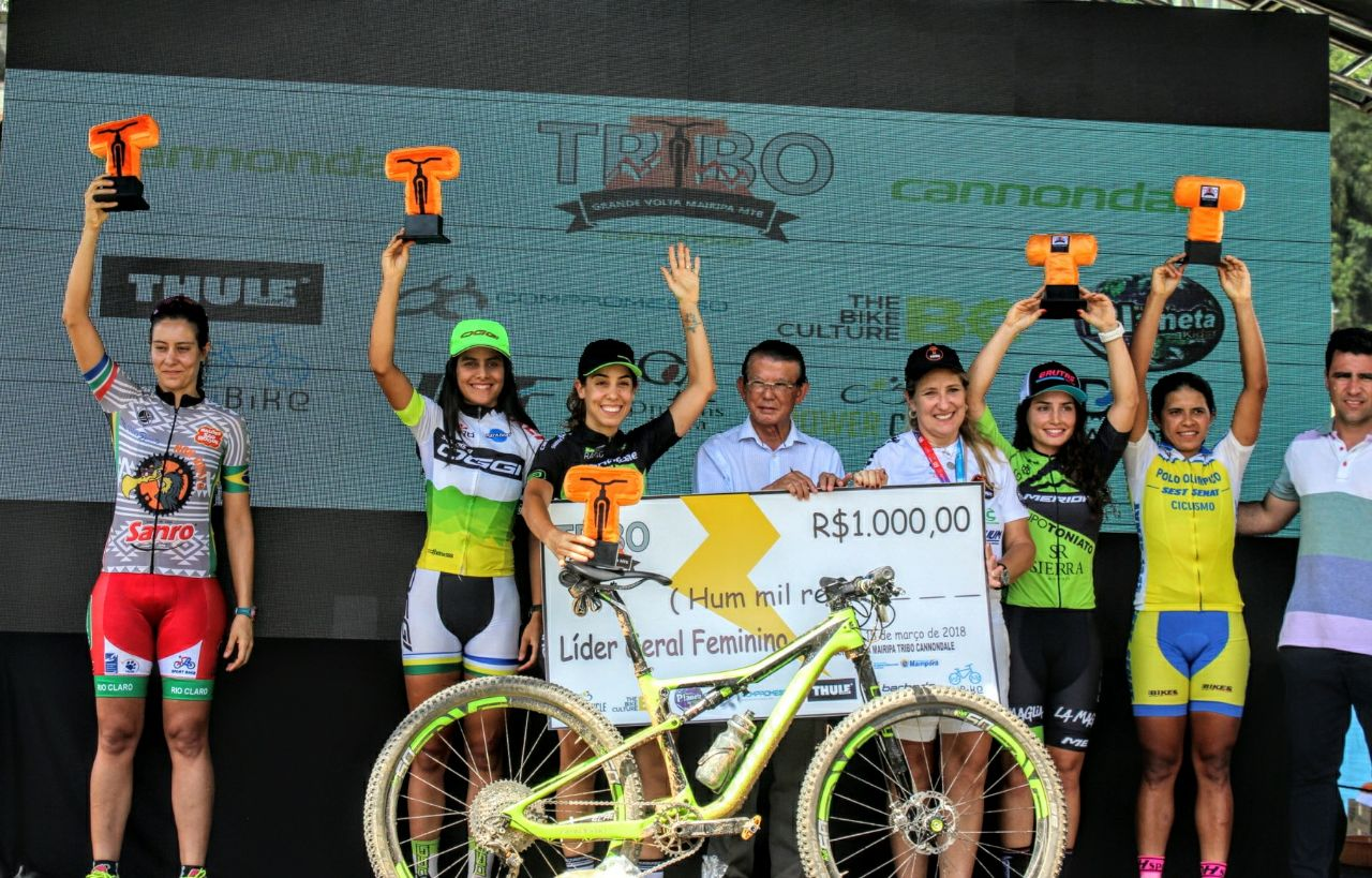 Dobradinha do Shimano Sports Team na Grande Volta Mairipa