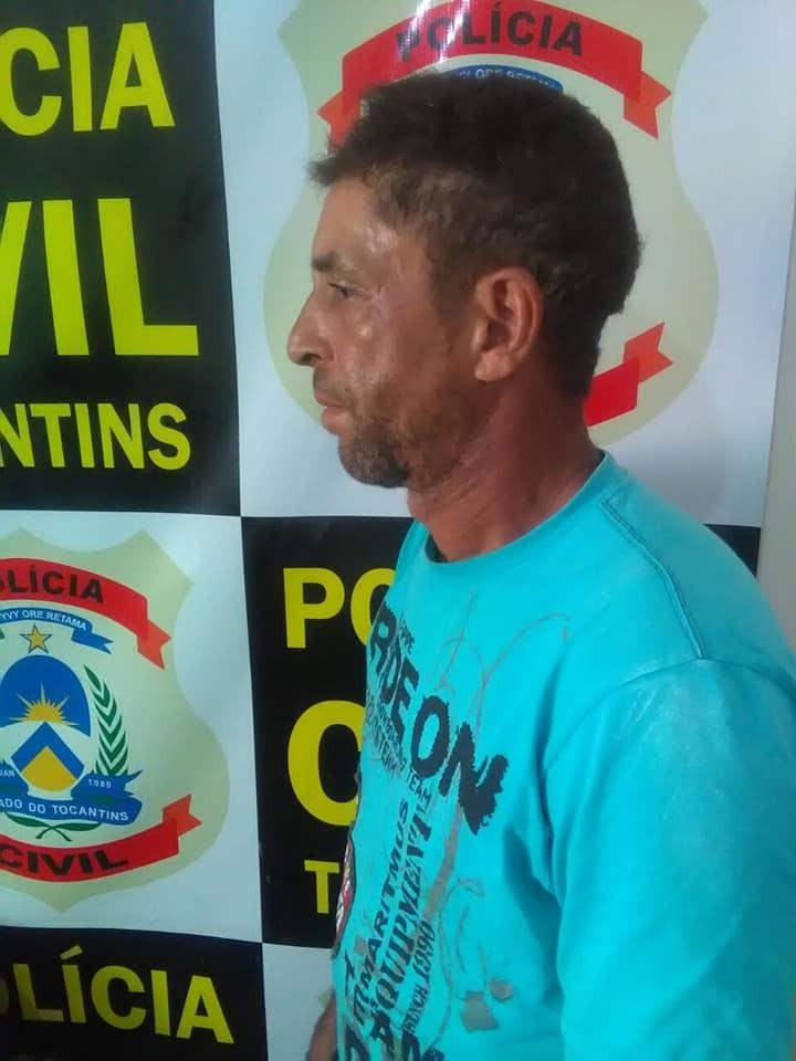 Polícia Civil de Paraíso do Tocantins cumpre mandado de prisão preventiva