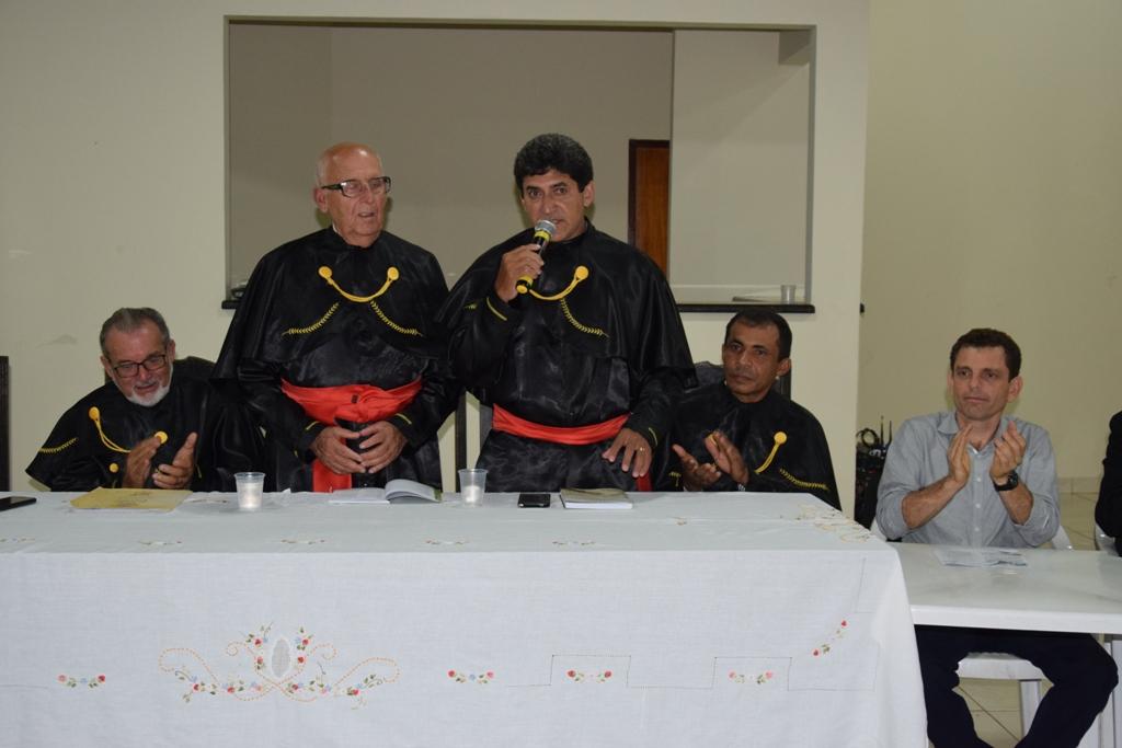 Academia de Letras de Paraíso comemora cinco anos de fundação com homenagem ao imortal João de Castro