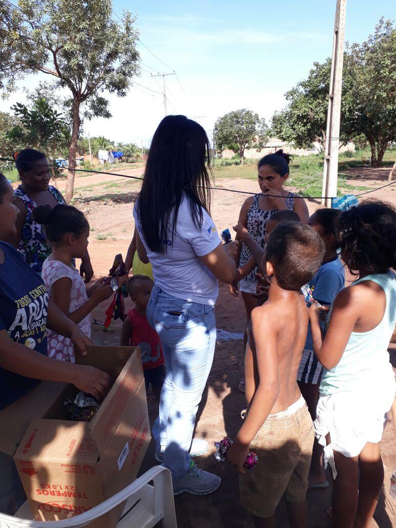 Crianças do Taquari ganham ovos de páscoa feitos por servidores do Sistema Socioeducativo