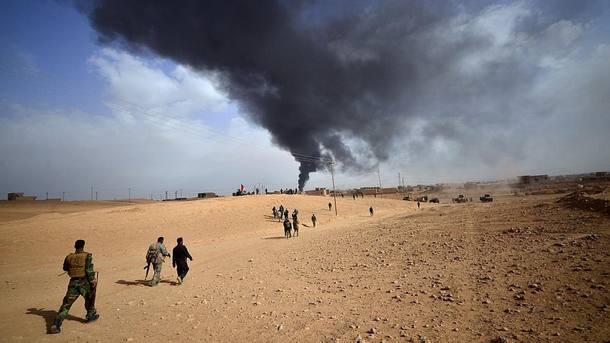 Queda de avião militar dos EUA no Iraque mata todos os ocupantes