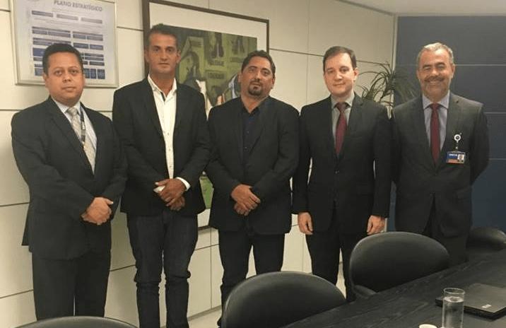 Prefeito e vice de Divinópolis cumpre agenda institucional em Brasília DF