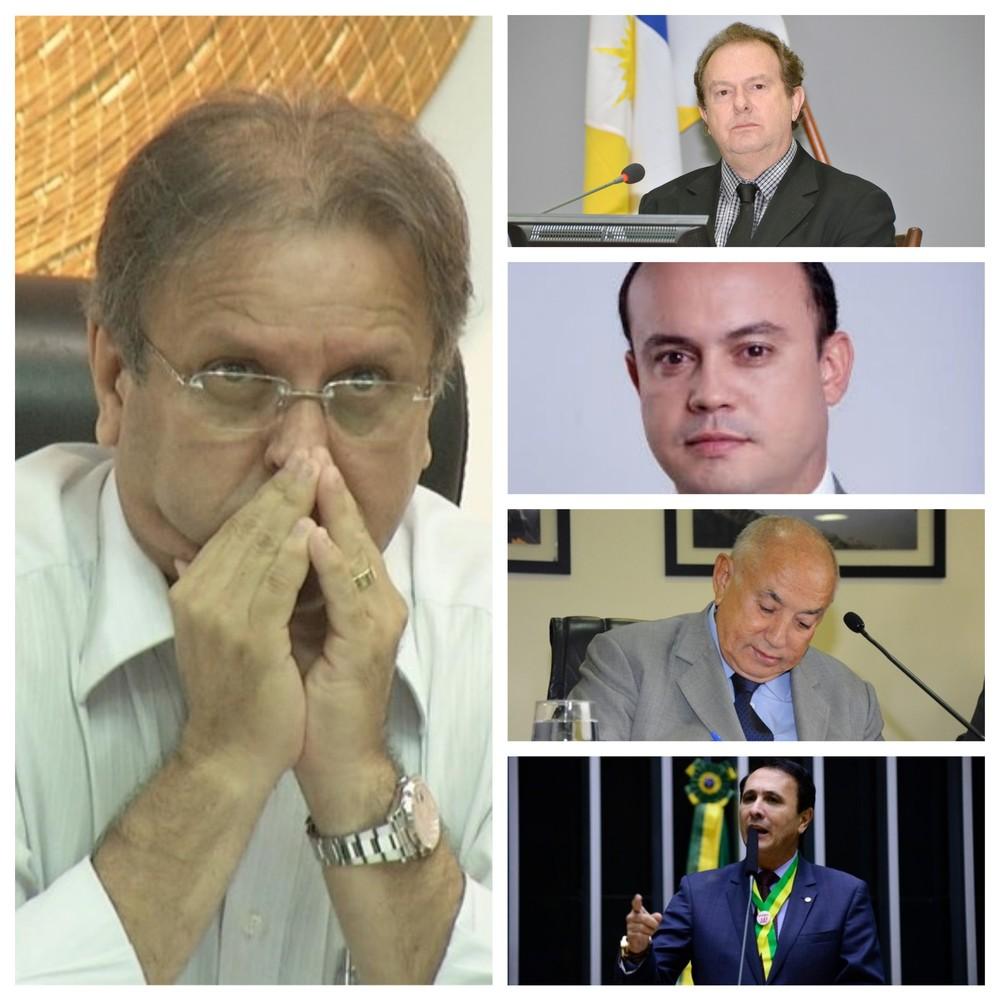Tocantins teve cinco trocas de governador nos últimos dez anos