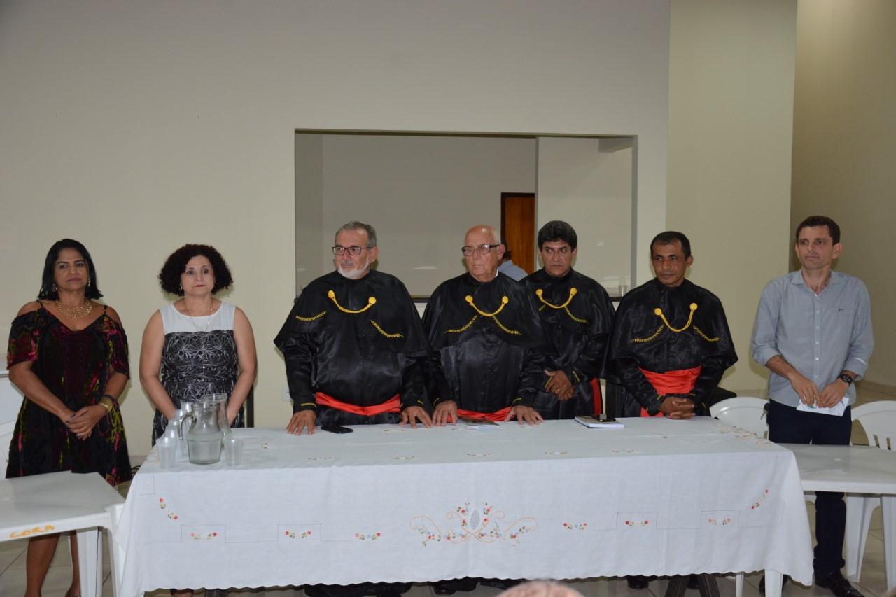 Academia Paraisense de Letras celebra 5 anos de sua fundação