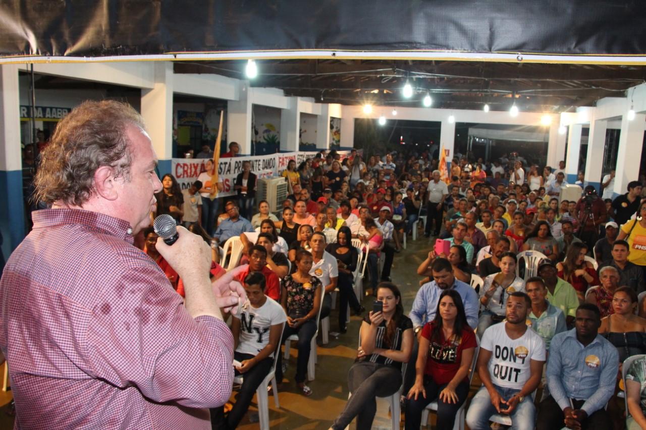 Dianópolis recebe nesta sexta caravana do PHS com Carlesse pré-candidato ao Governo